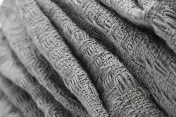 detail of woven piece.