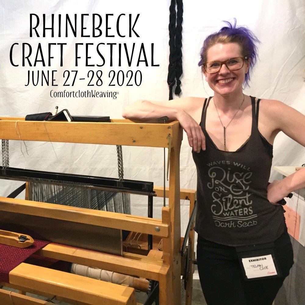 Rhinebeck Crafts Festival 2020