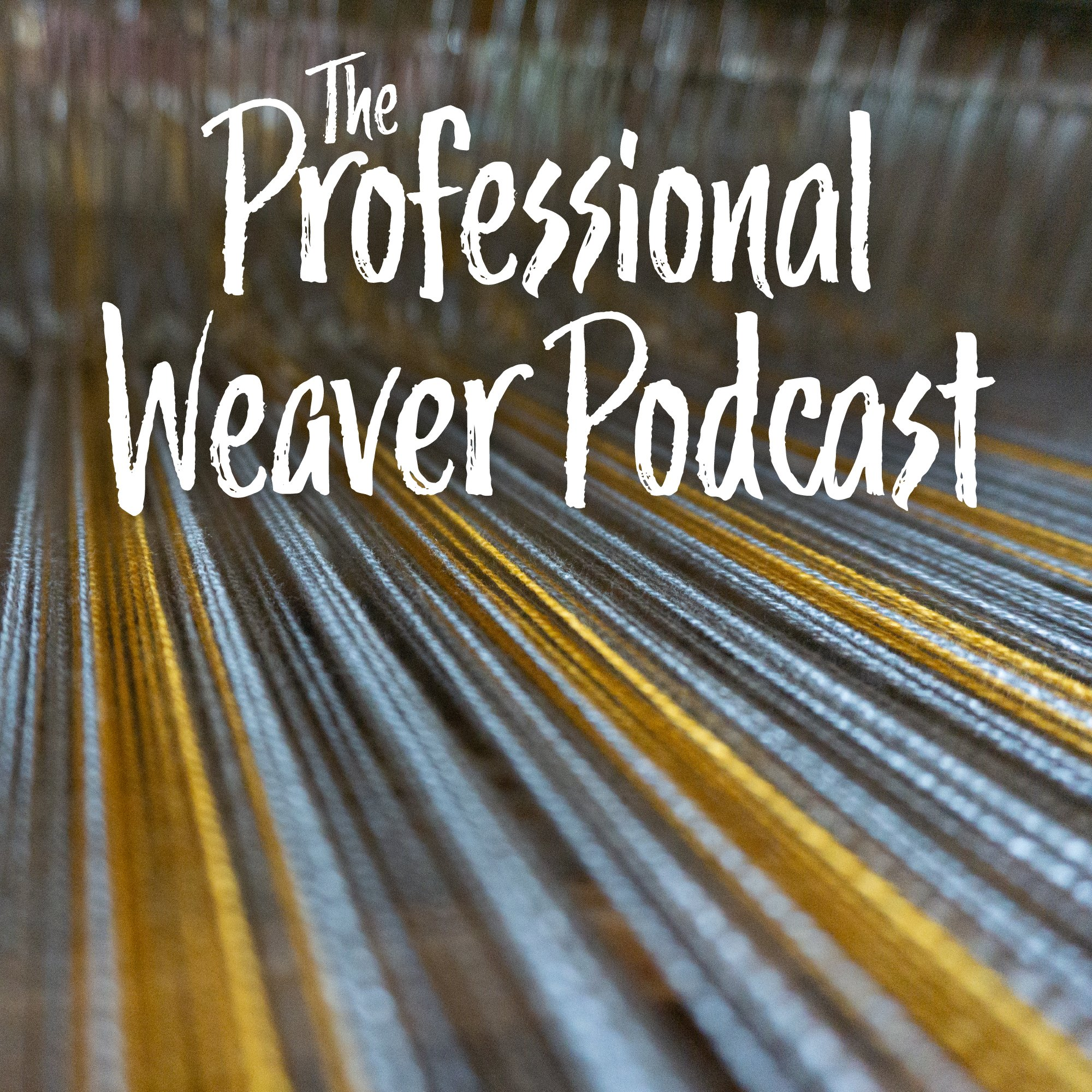 Professional Weaver Podcast Cover Art