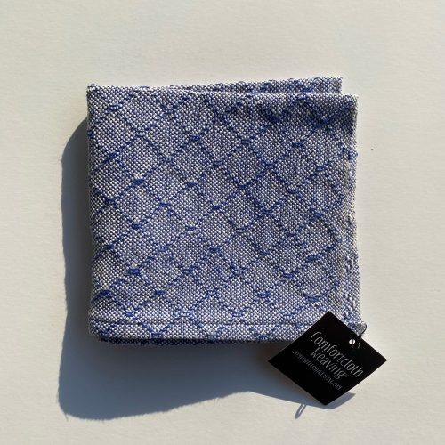 Face Towel Pattern 4 : Blue