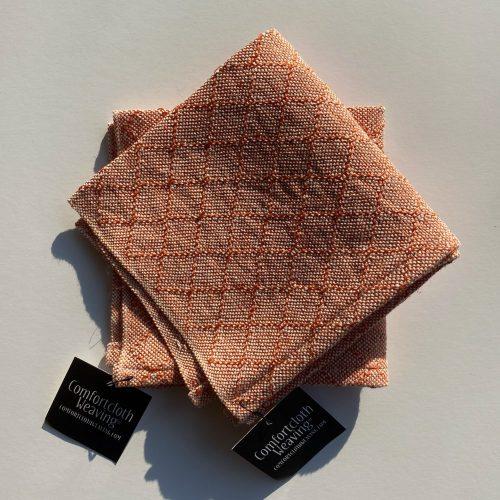 Face Towel Pattern 4 : Orange
