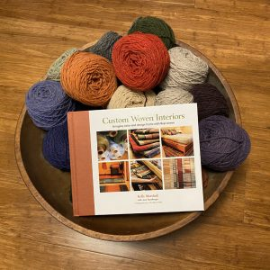 Custom Woven Interiors : Bringing Color and Design Home with Rep Weave by Kelly Marshall